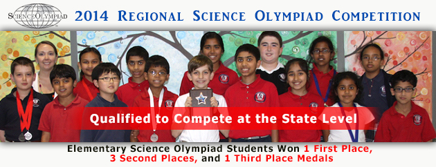 Fulton Science Academy Elementary Science Olympiad
