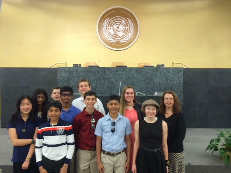 Fulton Science Academy Model UN 1