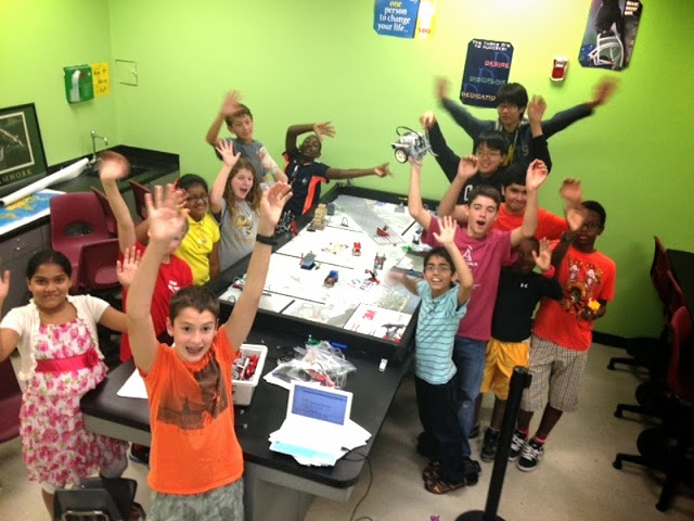 Fulton Science Academy Robotics