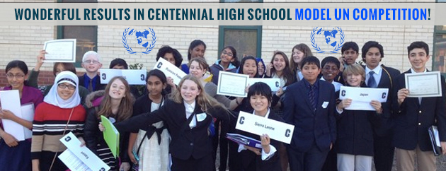 Fulton Science Academy model un