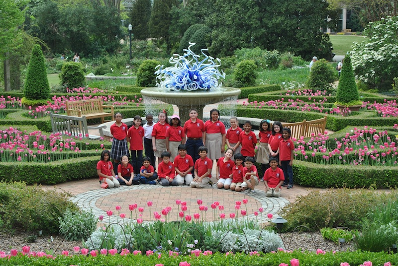 fulton science academy atlanta botanical garden 1