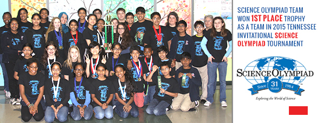 Science Olympiad Tennessee