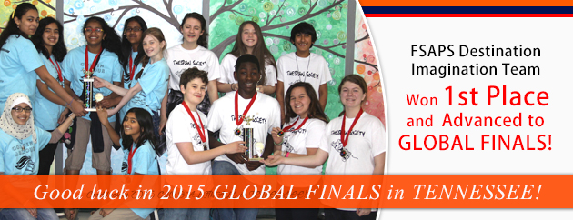 2015 State Destination Imagination