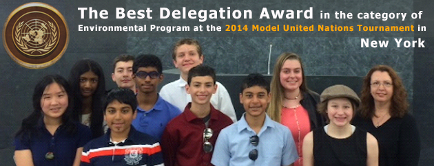 2014 Model United Nations